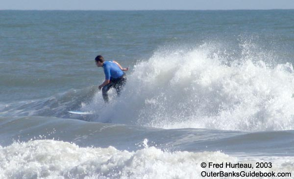 Nc outer banks sport activities for Cape lookout fishing report