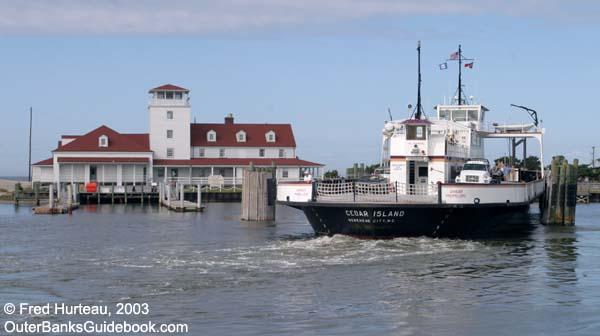 Cape Hatteras Island Ferry