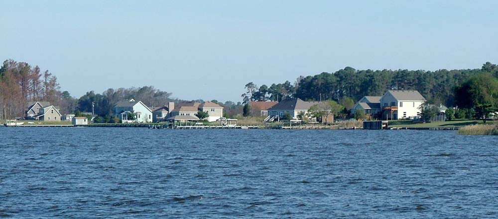 Minnesot beach nc golf course homes for sale in minnesott for Croatan national forest cabins