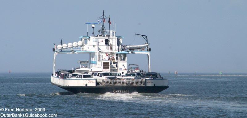 Hatteras Ocracoke Ferry >> CarolinaOuterBanks.com - NC Ferrys