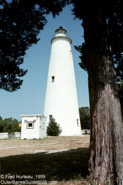 Carolinaouterbanks Com Ocracoke Lighthouse